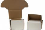 Branded Mugs Individual Mailing Boxes