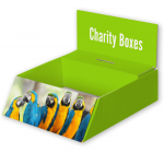 Branded Charity Collection Box