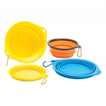 Silicone Pop Up Dog Bowl
